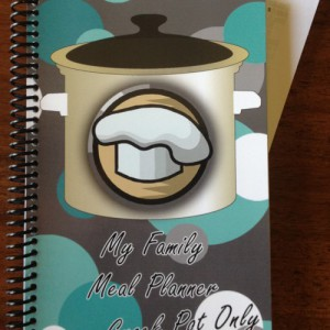 My Family Meal Planner Crock Pot Only