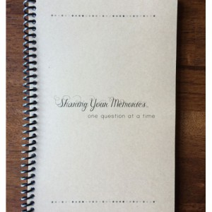 Sharing Memories Book